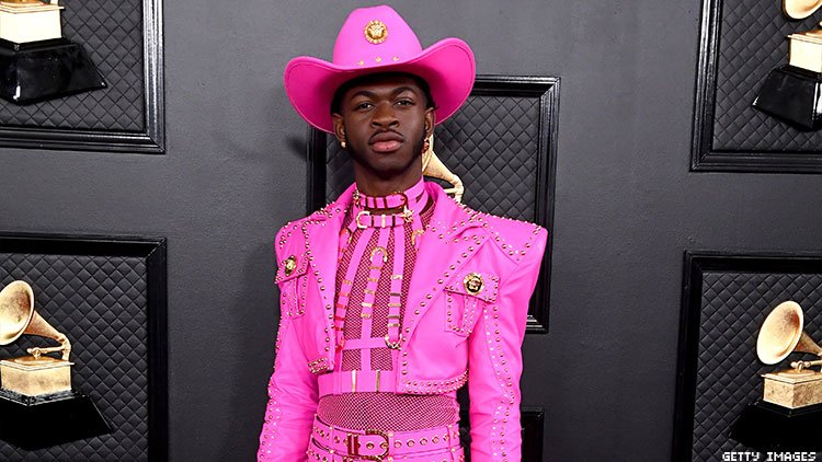 Is lil nas x gay