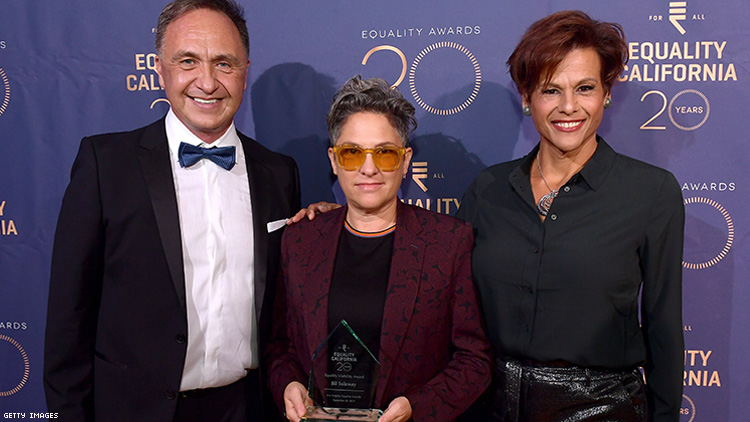 Equality California Celebrates 20th Anniversary With Star-Studded Gala