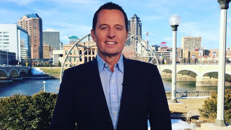 Richard Grenell, Trump's Top Gay Appointee, Resigns