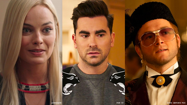 'Bombshell,' 'Schitt's Creek,' 'Rocketman' Among LGBTQ SAG Nominees