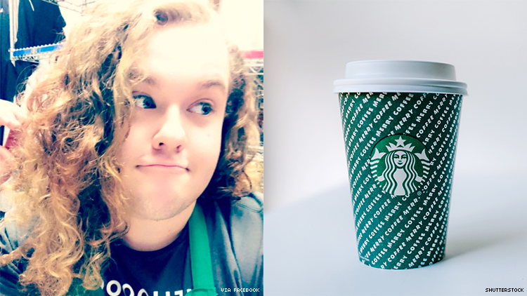 Fired Trans Starbucks Manager Denies Role In 'PIG' Label Scandal