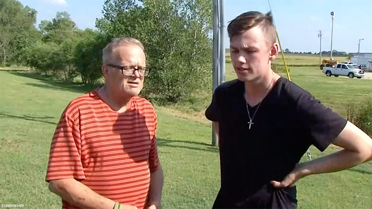 Gay Man Says He Was Held Down, Assaulted at Homophobic Church