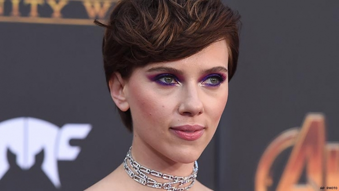 Apologise, bisexual scarlett johansson Likely