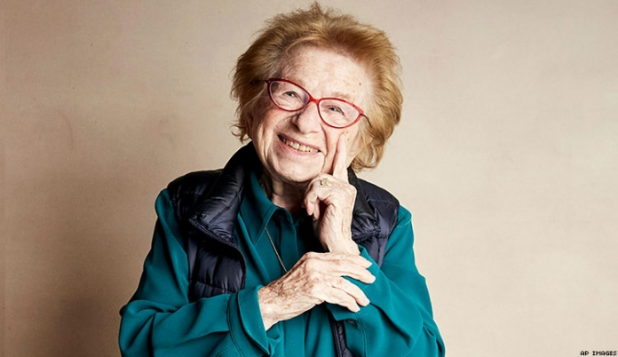 Dr. Ruth Cites AIDS Crisis in Condemnation of One-Night Stands