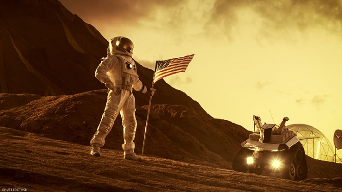 NASA Chief: A Woman Will 'Likely' Be First Person on Mars