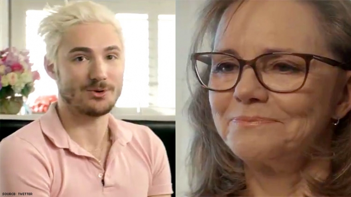 Sally Field and Gay Son Sam Greisman Come Out for Equality Act