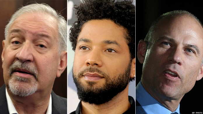 Jussie Smollett's Lawyer Tried to Extort Nike with Michael Avenatti