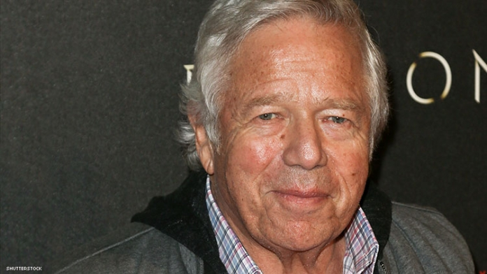 Judge Delays Release for Video of Robert Kraft With Sex Workers
