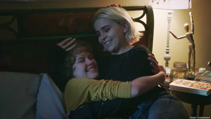 'Good Girls' Trans Coming-Out Story Is Groundbreaking for Network TV