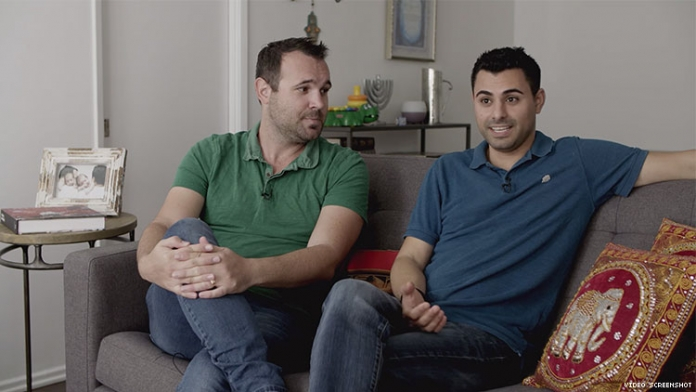 State Dept. Tries to Strip Gay Couple's Child of Citizenship