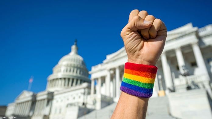 House Passes Equality Act in Historic Victory for LGBTQ Rights