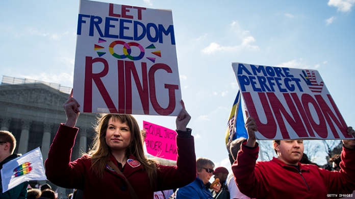 Support For Marriage Equality Has Flattened in U.S