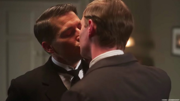 'Downton Abbey' Movie Trailer Reveals Gay Valet Thomas Finds Romance
