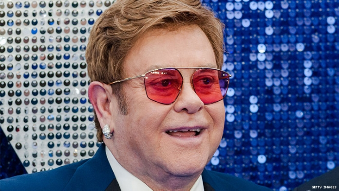 Elton John 'Proud' of Rocketman's Landmark Gay Sex Scenes
