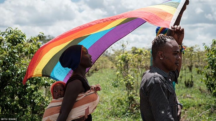 Whether Homosexuality Is Legalized or Not, I'm Already Proud of Kenya