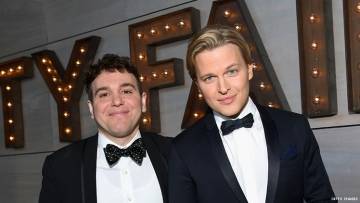 Ronan Farrow proposed to Jon Lovett in a draft for 'Catch and Kill'