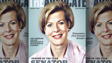 Person of the Year: Tammy Baldwin
