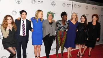 PHOTOS: 'Orange is the New Black' Cast Drops the Orange for the Red Carpet at Paleyfest