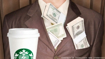 Op-ed: The Unlimited-Starbucks Budget