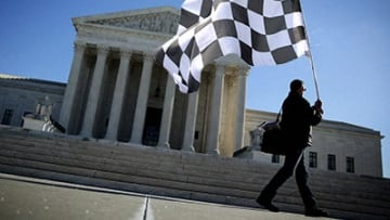 Op-ed: Don't Count Your Justices Until They've Ruled
