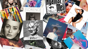 This years's best music by LGBT artists and allies.