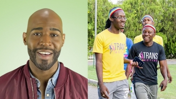 Karamo Brown Helps Update Us on the State of LGBT Rights in Jamaica