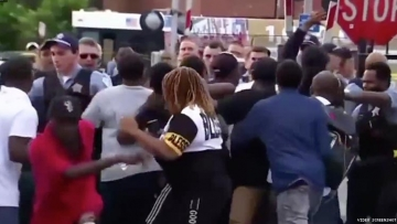 Riots Erupt After Chicago Police Involved In Fatal Shooting