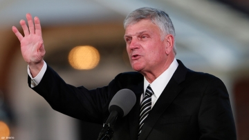 Facebook Caves to Franklin Graham