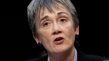 Heather Wilson's Antigay Record, Husband's Past Complicate Job at UT