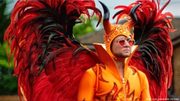 Rocketman Soars At Box Office