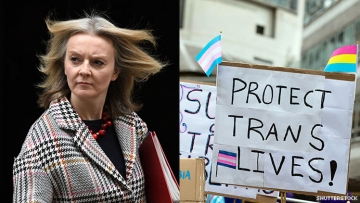 UK Minister Lizz Truss suggests gutting trans-rights