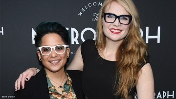 These Two 'Orange Is The New Black' Stars Found Love In TV Land