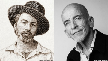 Walt Whitman and Mark Doty
