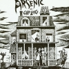 Edward Gorey-inspired poster for Arsenic and Old Lace
