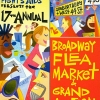 Broadway Cares 17th Annual Flea Market poster