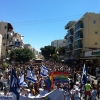 Tel Aviv Pride, 2012: The streets were packed