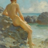 The Bather, 1924