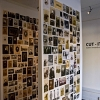 """Cut-It-Out, (Installation), Altered pigment prints, 44 x 114"""", 2009-2012"""