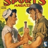 Popular Sports magazine cover