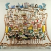 Joel Otterson, The Wall of China of China Made in America (The Peaceable Kingdom)