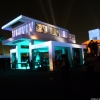 """The """"Mirage,"""" an art installation based on mid-century modern architecture in Palm Springs"""