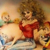 Dolly Parton with Alvin and the Chipmunks