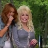 "Miley Cyrus and Dolly sing ""Jolene"""