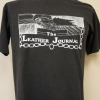 The Leather Journal Black T-Shirt