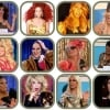 Gag on These 88 Celebrity Drag Impersonations