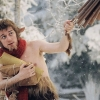 James McAvoy and Mr Tumnis in The Chronicles of Narnia: The Lion, the Witch and the Wardrobe