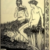 Poems by Percy Bysshe Shelley illustration by Robert Anning Bell, 1902