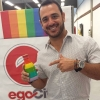 Marco Jaramillo, founder and director of LGBT Colombian multimedia outlet EgoCity: