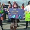 2. Tennessee GSA Supporters Rally While Hate-Group Leader Calls It 'Vile'