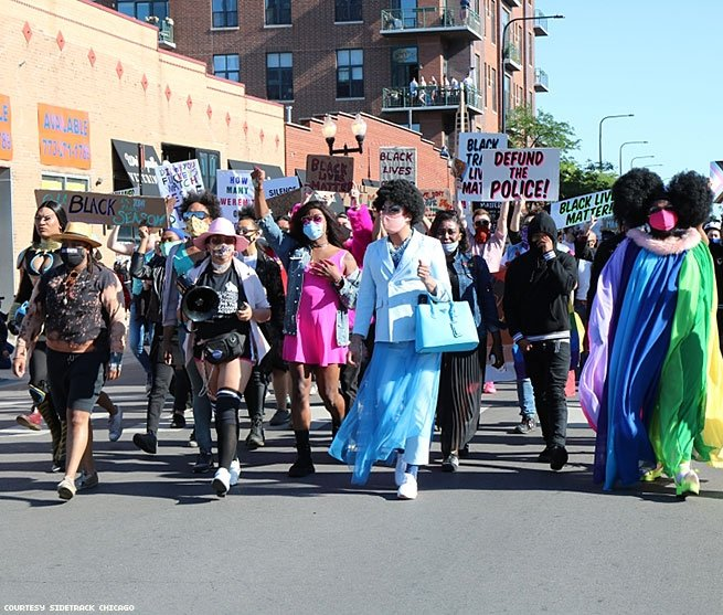 Drag March for Change